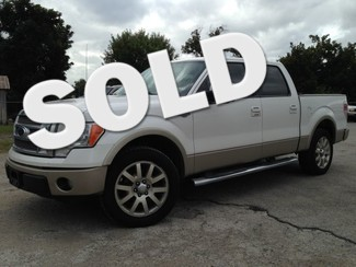 2010 Ford F-150 King Ranch San Antonio, Texas