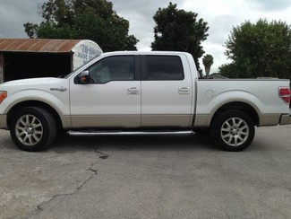 2010 Ford F-150 King Ranch San Antonio, Texas 1