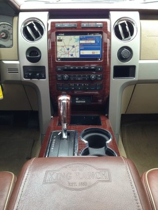 2010 Ford F-150 King Ranch San Antonio, Texas 11