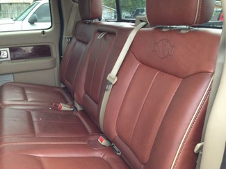 2010 Ford F-150 King Ranch San Antonio, Texas 8