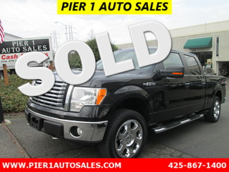 2010 Ford F-150 FX4  4x4 Seattle, Washington