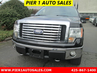 2010 Ford F-150 FX4  4x4 Seattle, Washington 1
