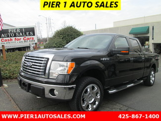 2010 Ford F-150 FX4  4x4 Seattle, Washington 22