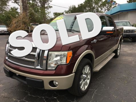 2010 Ford F-150 King Ranch in Tavares, FL