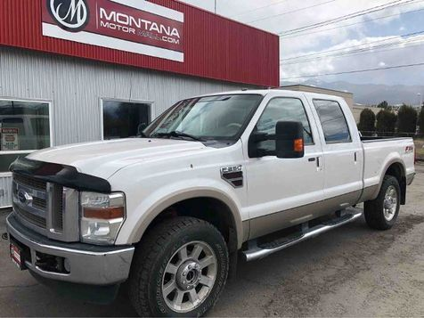 2010 Ford F-250 SD XL Crew Cab Long Bed 4WD in