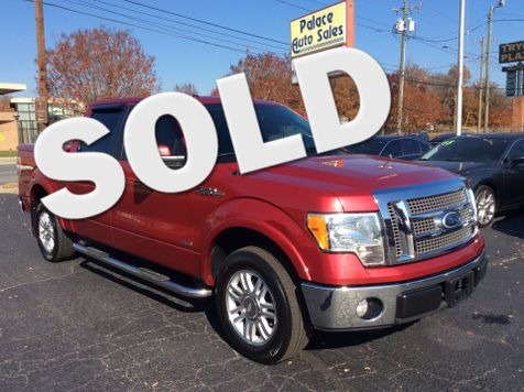 2010 Ford F-150 Lariat in Charlotte, NC