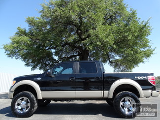 2010 Ford F150 Crew Cab King Ranch 5.4L V8 4X4 in San Antonio Texas