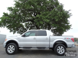 2010 Ford F150 Crew Cab FX4 5.4L V8 4X4 in San Antonio Texas