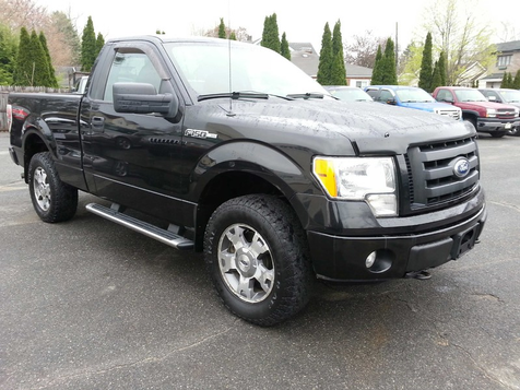 2010 Ford F150 SXT in West Springfield, MA
