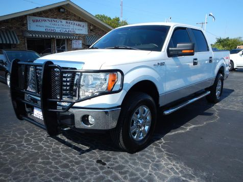 2010 Ford F150 SUPERCREW in Wichita Falls, TX