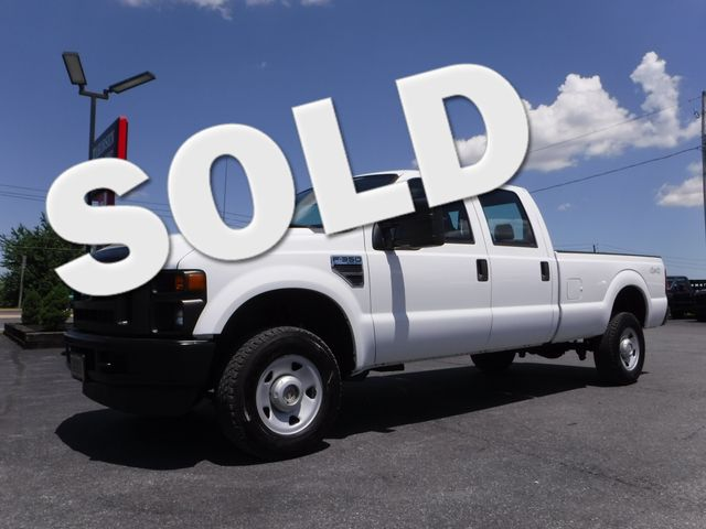 2010 Ford F350 Crew Cab Long Bed XL 4x4 in Ephrata PA