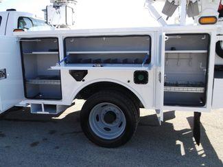 2010 Ford F550 Bucket Truck, 37' Altec, 350 lbs., 4X4, Auto ., . 17