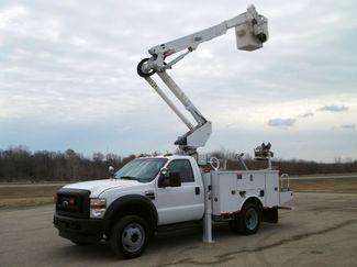 2010 Ford F550 Bucket Truck, 37' Altec, 350 lbs., 4X4, Auto ., . 16