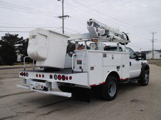 2010 Ford F550 Bucket Truck, 37' Altec, 350 lbs., 4X4, Auto ., . 5