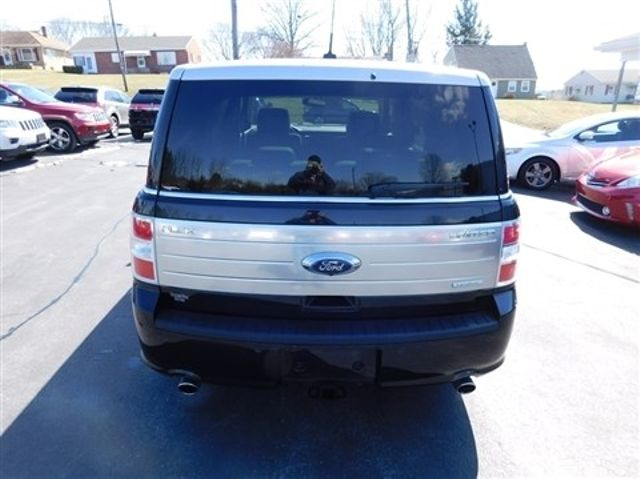 2010 Ford Flex Limited w/Ecoboost Ephrata, PA 4