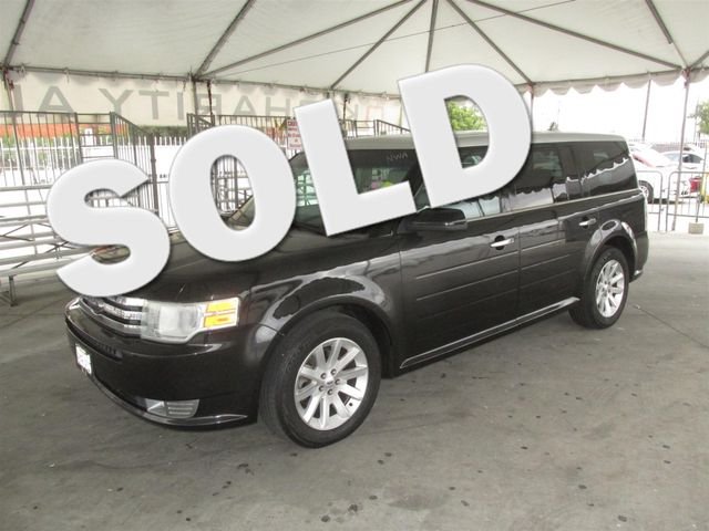 2010 Ford Flex SEL This particular Vehicle comes with 3rd Row Seat Please call or e-mail to check