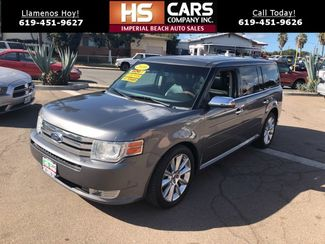 2010 Ford Flex Limited Imperial Beach, California