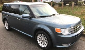 2010 Ford-3rd Row Leather!! Flex-BUY HERE PAY HERE!!  SEL-999 DN!! WAC!!  CARMARTSOUTH.COM Knoxville, Tennessee