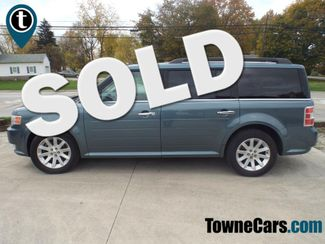 2010 Ford Flex SEL | Medina, OH | Towne Auto Sales in ohio OH