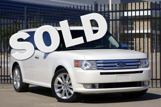 2010 Ford Flex Limited * 20's * Vista Roof * QUADS * Navi *FRIDGE Plano, Texas