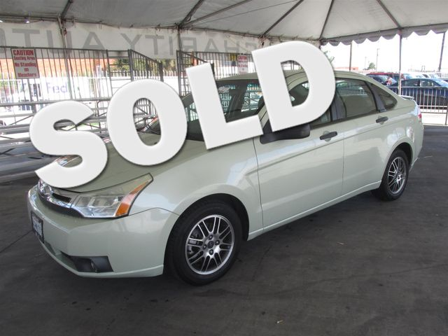 2010 Ford Focus SE Please call or e-mail to check availability All of our vehicles are availabl