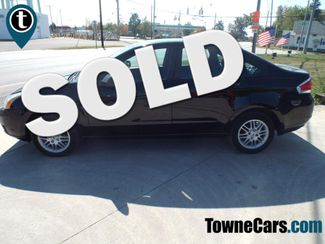 2010 Ford Focus SE | Medina, OH | Towne Auto Sales in ohio OH