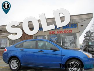 2010 Ford Focus SE   Medina, OH   Towne Auto Sales in Ohio OH