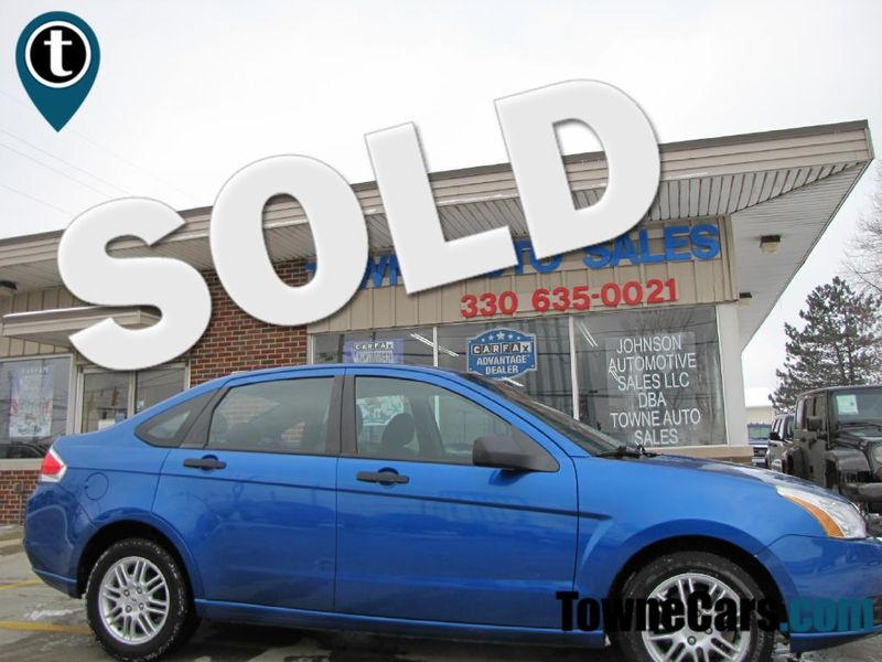 2010 Ford Focus SE | Medina, OH | Towne Auto Sales in Medina OH