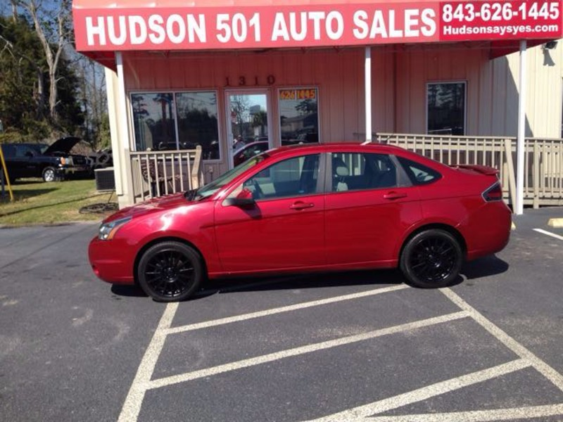 2010 Ford Focus SES in Myrtle Beach South Carolina