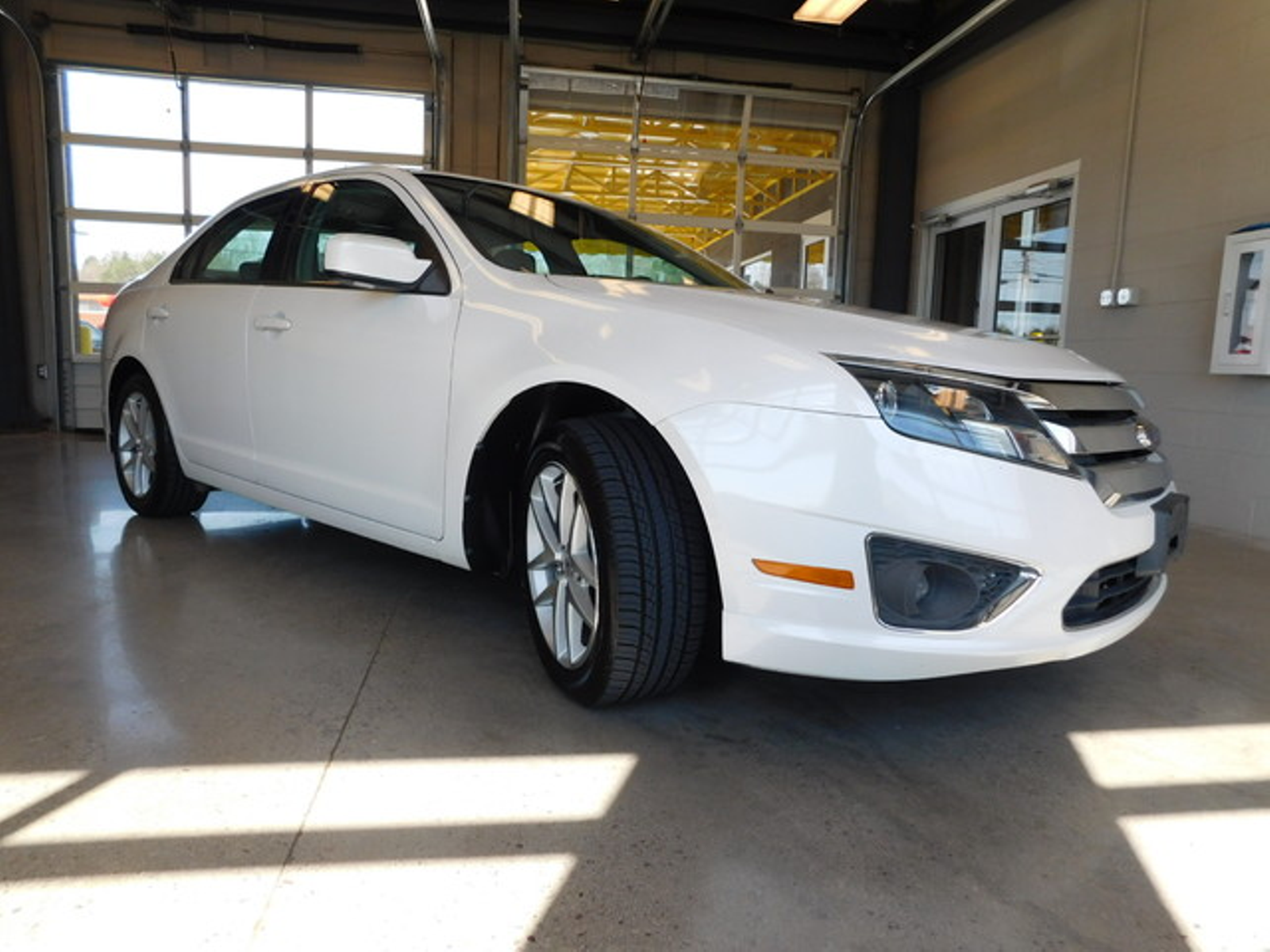 2010 ford fusion sel city tn doug justus auto center inc for City motors knoxville tn