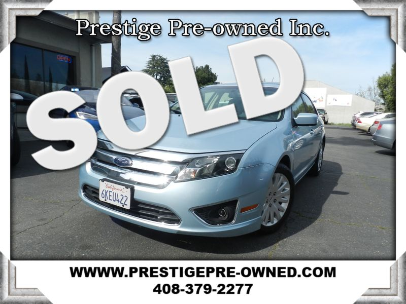 2010 Ford Fusion Hybrid ((**NAVIGATION & BACK UP CAMERA**))  in Campbell CA