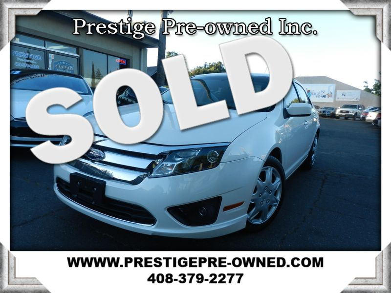 2010 Ford Fusion SE  in Campbell CA