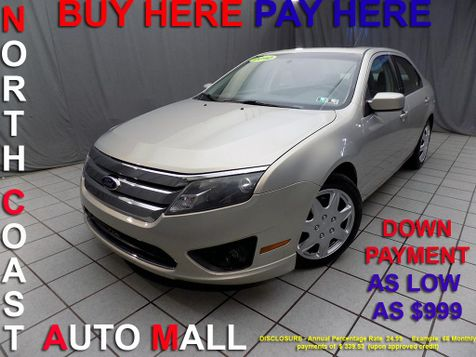 2010 Ford Fusion SE As low as $999 DOWN in Cleveland, Ohio