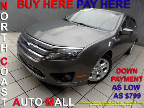 2010 Ford Fusion SE As low as $799 DOWN in Cleveland, Ohio