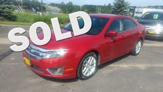 2010 Ford Fusion in Derby, Vermont
