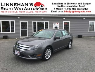 2010 Ford Fusion in Bangor, ME
