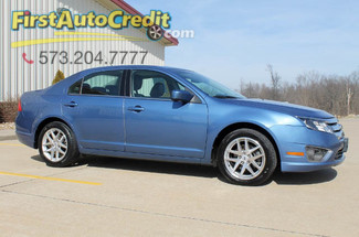 2010 Ford Fusion in Jackson  MO