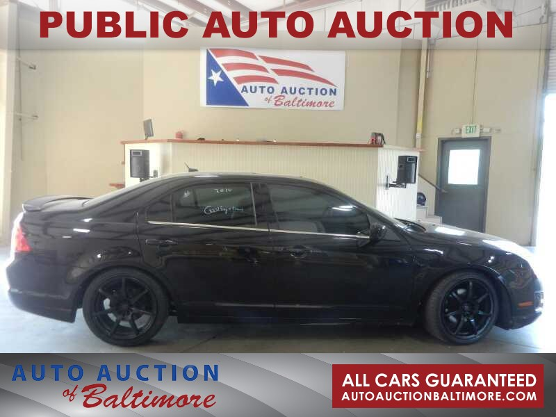 2010 Ford Fusion SPORT in JOPPA MD