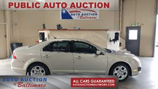 2010 Ford Fusion in JOPPA MD