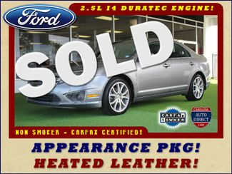 2010 Ford Fusion SEL - APPEARANCE PKG - HEATED LEATHER! Mooresville , NC