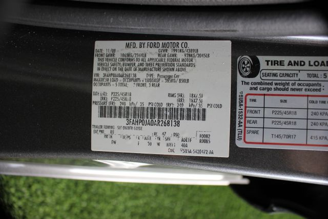 2010 Ford Fusion SEL - APPEARANCE PKG - HEATED LEATHER! Mooresville , NC 49