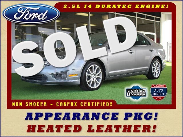 2010 Ford Fusion SEL - APPEARANCE PKG - HEATED LEATHER! Mooresville , NC 0