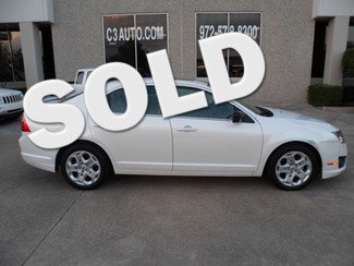 2010 Ford Fusion in Plano Texas