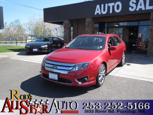 2010 Ford Fusion SE The CARFAX Buy Back Guarantee that comes with this vehicle means that you can