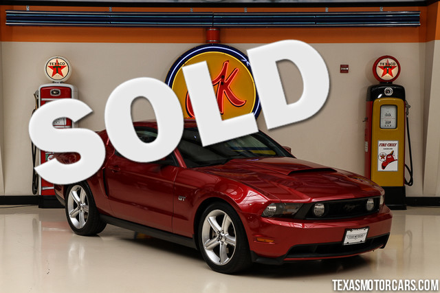 2010 Ford Mustang GT Premium This Carfax 1-Owner 2010 Ford Mustang GT Premium is in great shape wi
