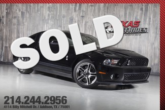 2010 Ford Mustang GT500 in Addison