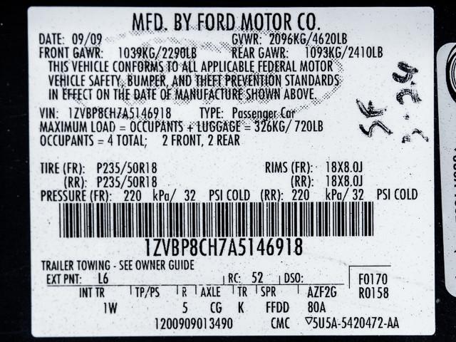 2010 Ford Mustang GT Burbank, CA 18