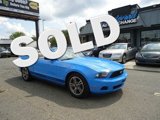 2010 Ford Mustang V6 Premium Charlotte, North Carolina