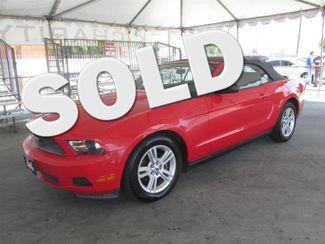 2010 Ford Mustang V6 Gardena, California