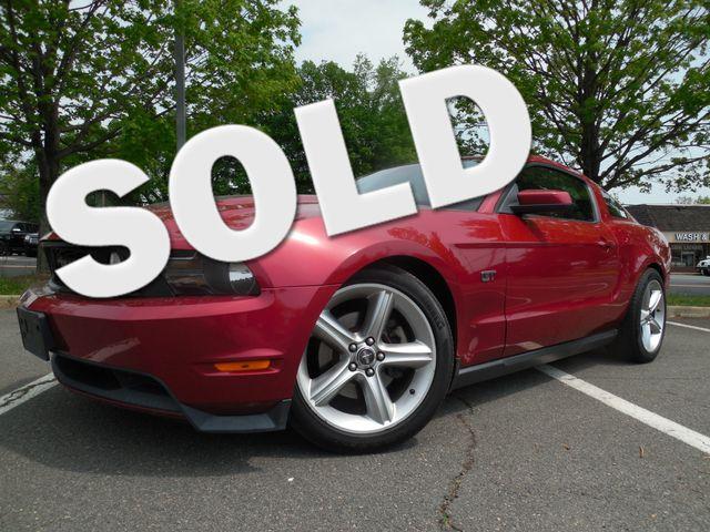 2010 Ford Mustang GT Leesburg, Virginia 0
